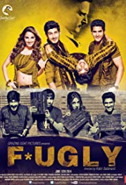 Fugly (2014) Poster - Movie Forum, Cast, Reviews