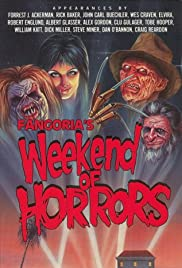 Fangoria's Weekend of Horrors Poster