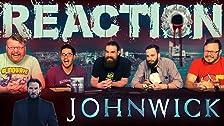 John Wick (2014) ¡REACCIÓN DE PELÍCULA!