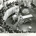 Hortense Arbogast, Richard Denning, Alma Eidnea, David S. Horsley, John Howard, Gordon Jones, Steve Pendleton, and Akim Tamiroff in Disputed Passage (1939)