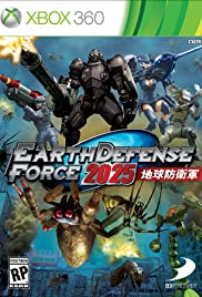 Earth Defense Force 2025 Poster