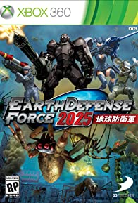 Primary photo for Earth Defense Force 2025