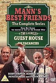 Mann's Best Friends Poster