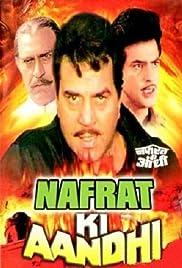 Nafrat Ki Aandhi Poster