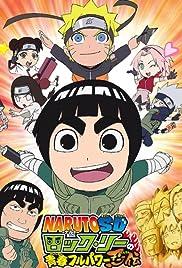 Naruto SD: Rock Lee & His Ninja Pals Poster