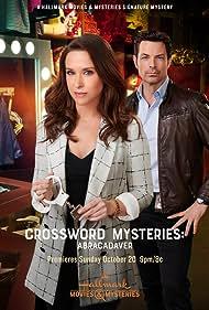 Lacey Chabert and Brennan Elliott in Abracadaver (2020)