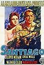 Santiago (1956) Poster