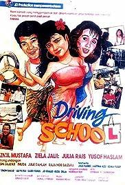 Driving School Poster