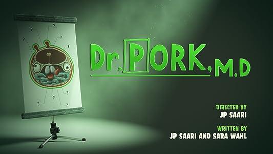Amc movies Dr. Pork, M.D. [hddvd]