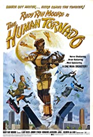 The Human Tornado (1976) Poster - Movie Forum, Cast, Reviews