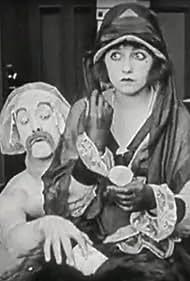 Bebe Daniels and 'Snub' Pollard in Are Crooks Dishonest? (1918)