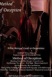 Method of Deception Poster