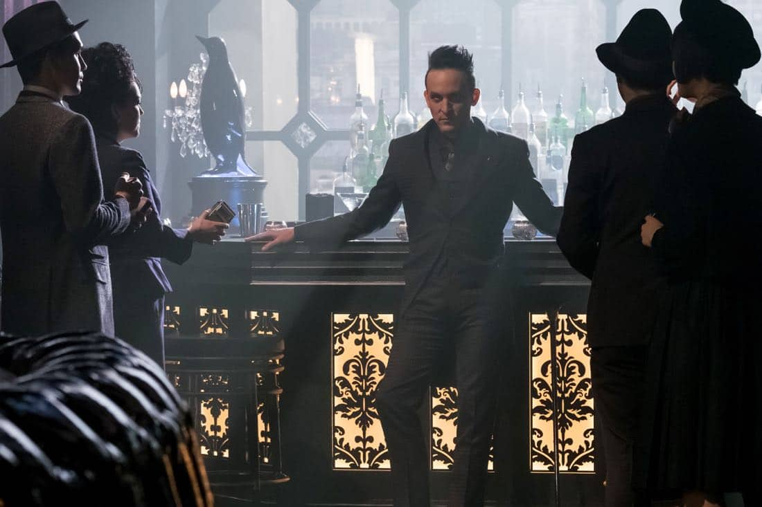 Robin Lord Taylor in Gotham (2014)