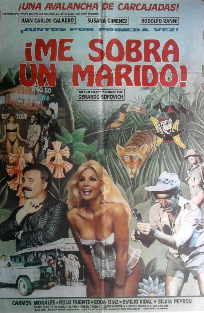 Me Sobra Un Marido 1987 Imdb