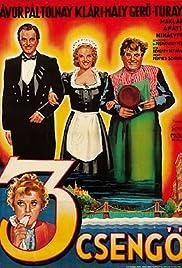 Három csengö Poster