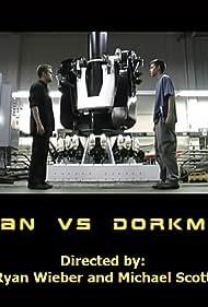 Michael Scott and Ryan Wieber in Ryan vs. Dorkman (2003)