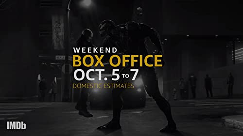 Weekend Box Office: October 5 to 7