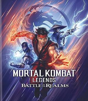 Download Mortal Kombat Legends: Battle of the Realms 2021 Subtitles English, Eng SUB