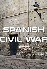 Der spanische Bürgerkrieg Poster
