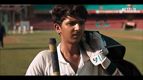 Manju is destined for cricket greatness. There's only one problem, he hates cricket. Controlled from a young age by his overbearing and cricket-obsessed father, Manju's main role in life is to support his older brother and fellow cricket star, Radha. When the family moves to Mumbai and the brothers start at a new school, Manju discovers his interests outside of cricket and starts slipping away from Radha and his father's grasp. More importantly, Manju becomes friends with Radha's greatest cricket rival, a boy who is the very definition of freedom and confidence - concepts Manju has never experienced himself.