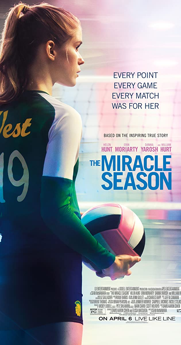 Play or Watch Movies for free The Miracle Season (2018)