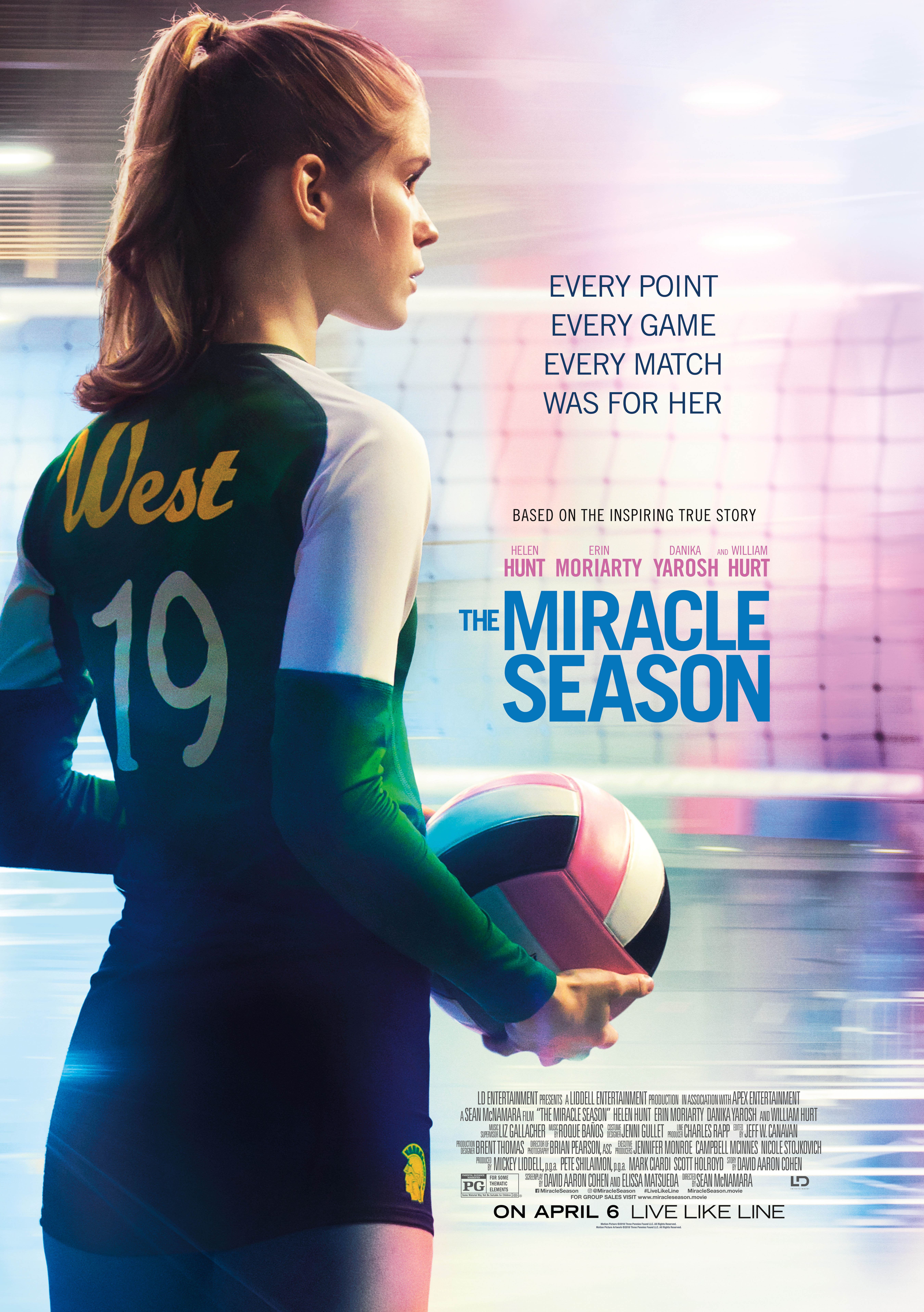 The Miracle Season izle