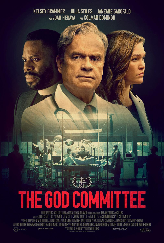 The God Committee (2021) - IMDb