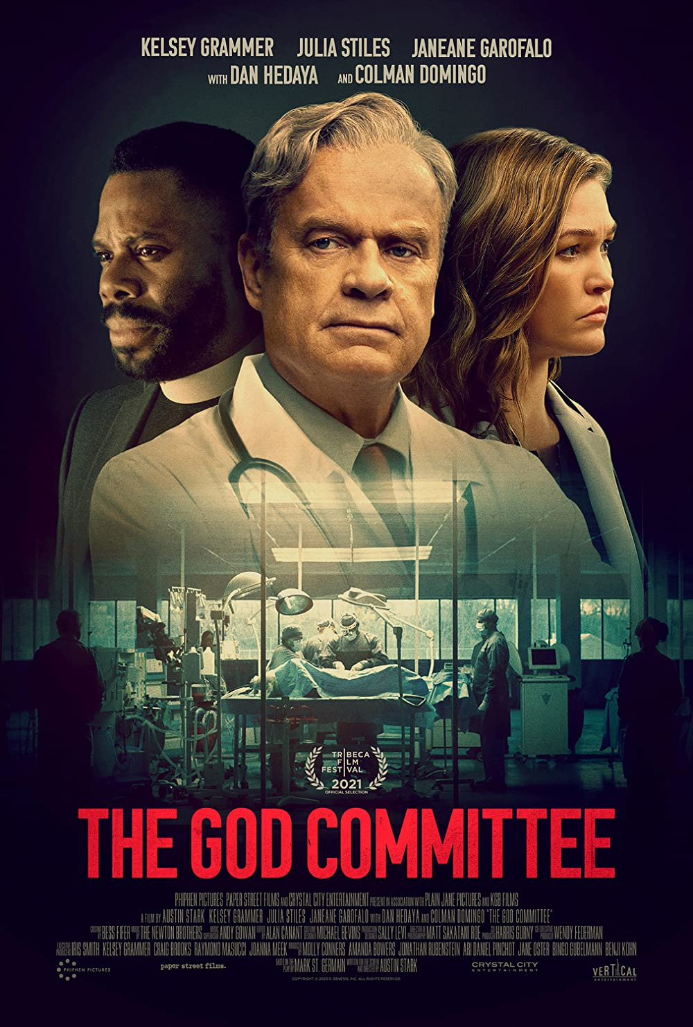 The God Committee (2021) Bengali Dubbed (Voice Over) WEBRip 720p [Full Movie] 1XBET