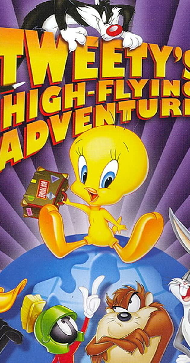 Tweetys High Flying Adventure Video 2000