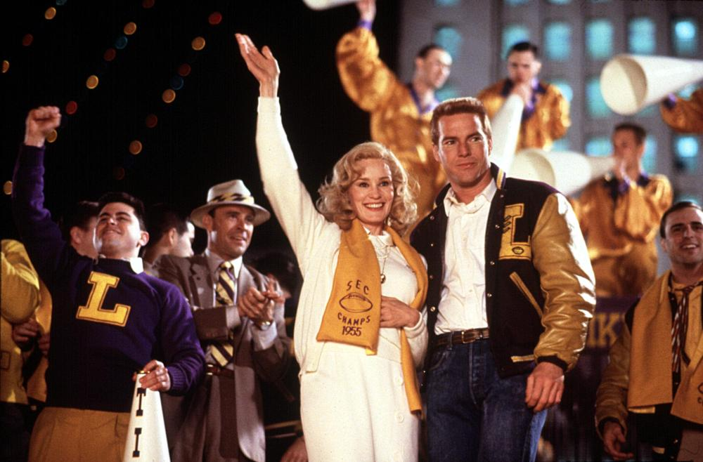Dennis Quaid And Jessica Lange In Everybodys All American 1988