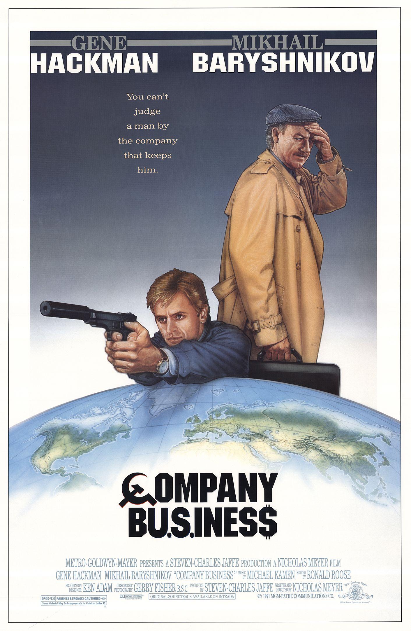 Company Business (1991) - IMDb