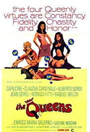 The Queens (1966) Poster - Movie Forum, Cast, Reviews