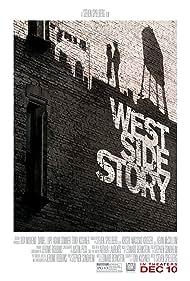 Rachel Zegler and Ansel Elgort in West Side Story (2021)