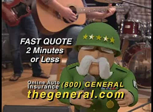 General Auto Insurance Commercial
