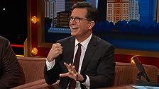 Stephen Colbert/Rod Man