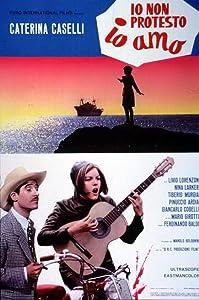 Free.avi movie downloads Io non protesto, io amo Giuseppe Colizzi [mts]