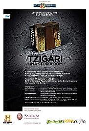 Tzigari, una storia Rom Poster