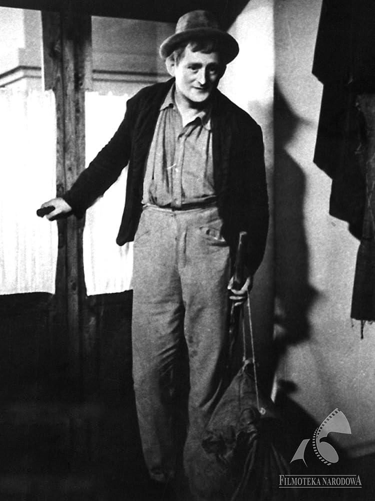 Zygmunt Turkow in Der Purimshpiler (1937)