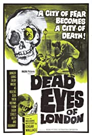 Dead Eyes of London(1961) Poster - Movie Forum, Cast, Reviews