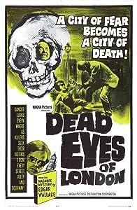Watch all new movies Die toten Augen von London by Alfred Vohrer [SATRip]
