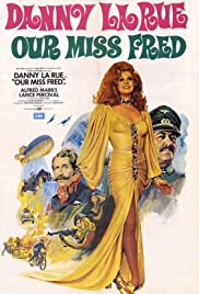 Our Miss Fred Poster