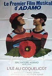 L'île aux coquelicots Poster