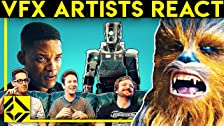 Los artistas de efectos visuales reaccionan a CGi 11 malo y genial