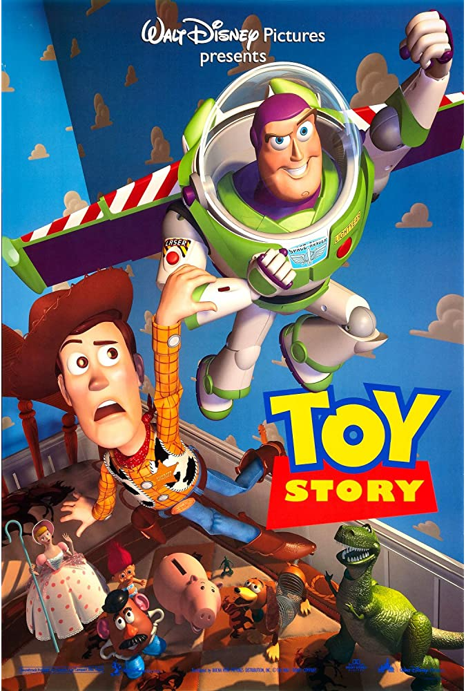 Toy Story(1995)