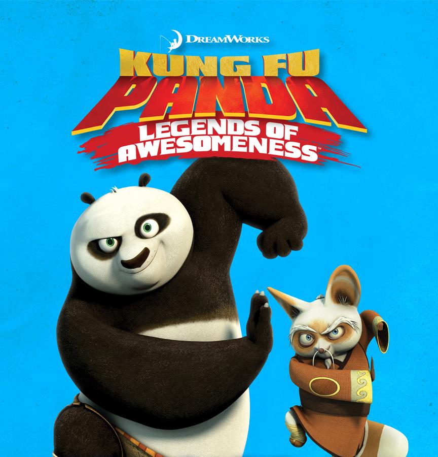 Kung Fu Panda: Legends of Awesomeness (2011)