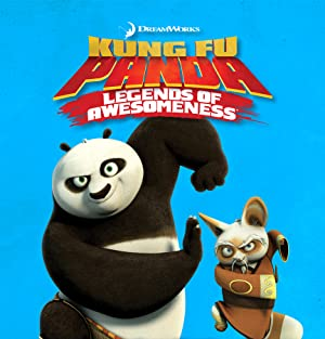 Where to stream Kung Fu Panda: Legends of Awesomeness