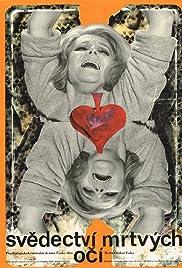 Svedectví mrtvých ocí Poster