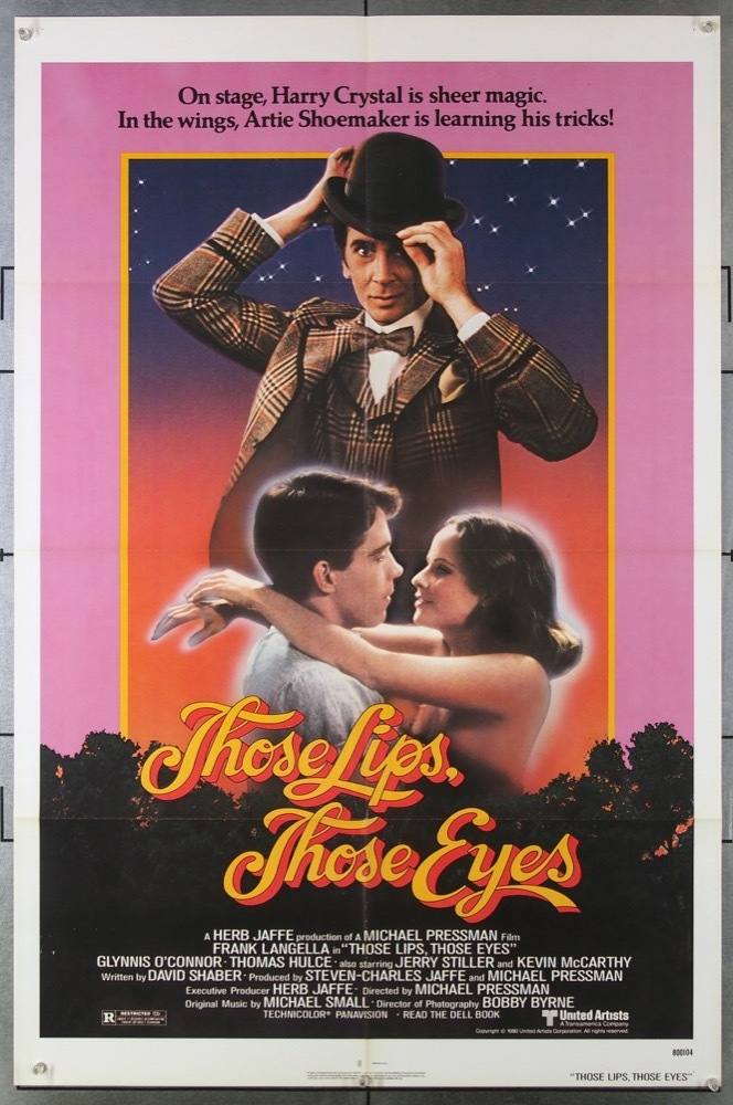 Those Lips, Those Eyes (1980) - IMDb