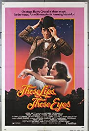 Those Lips, Those Eyes Poster