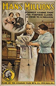 Full movie hd free watch Hans' Millions [QHD]